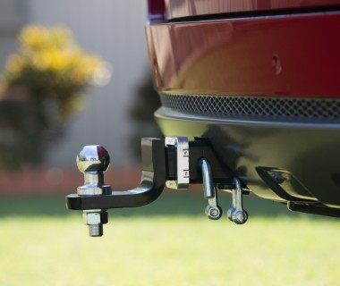 Speedy Towbars Heavy Duty Towbar on Ford Territory -6631