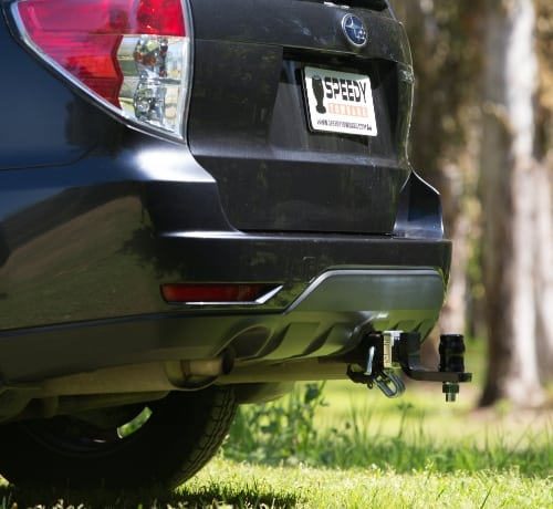 Speedy Towbars Heavy Duty Towbar on Subaru Forester