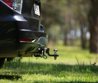 Speedy Towbars Heavy Duty Towbar on Subaru Forester -6741